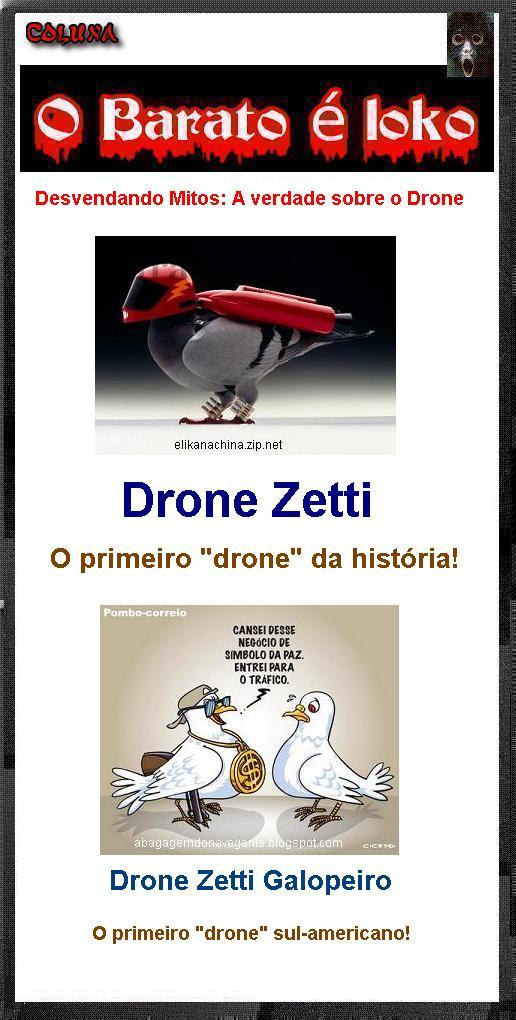 Drone Zetti