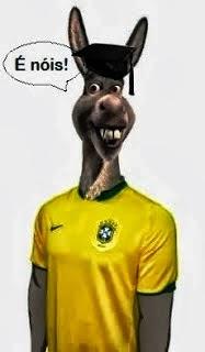 burro seleção_Brasil