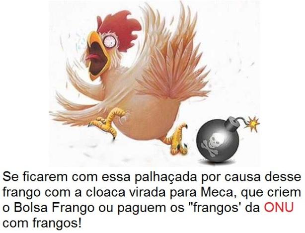 a frango