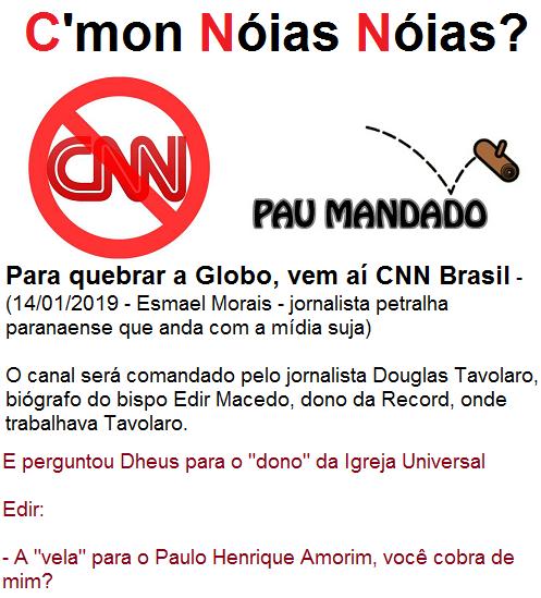 no cnn