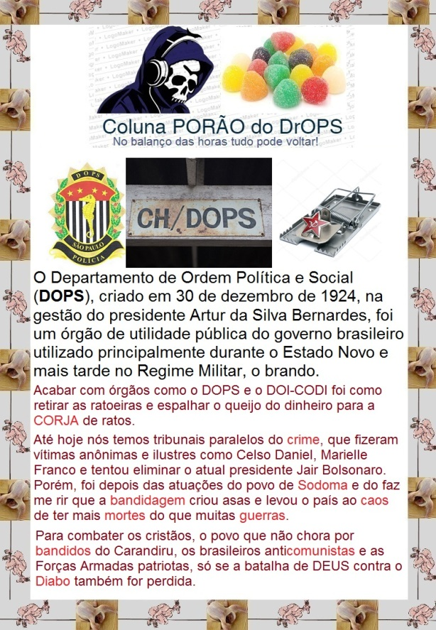 porão do drops
