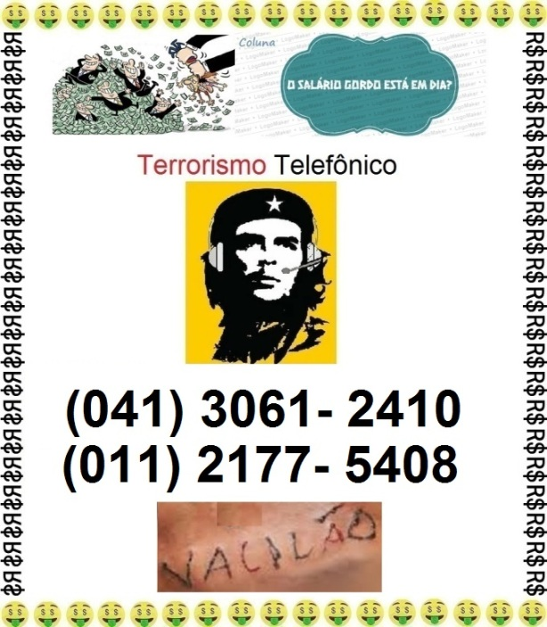Terrorismo Telefonico