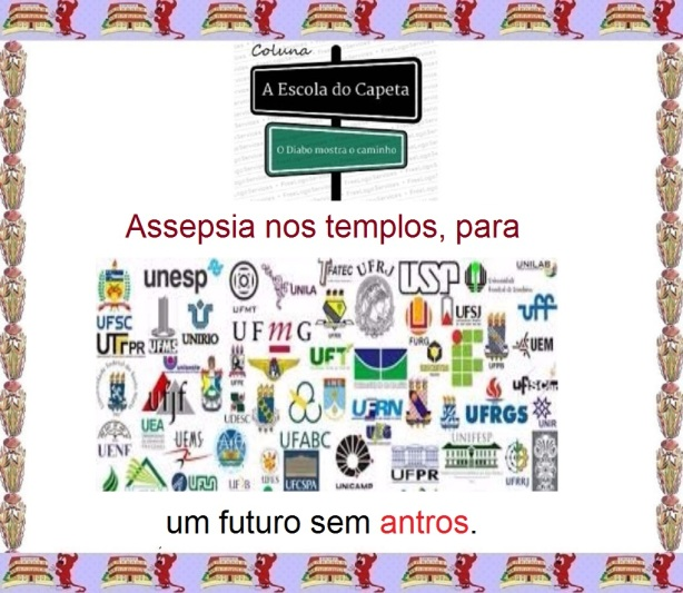 Escola do Capeta