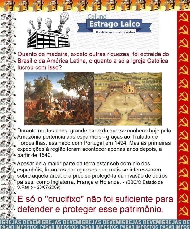 Estrago Laico